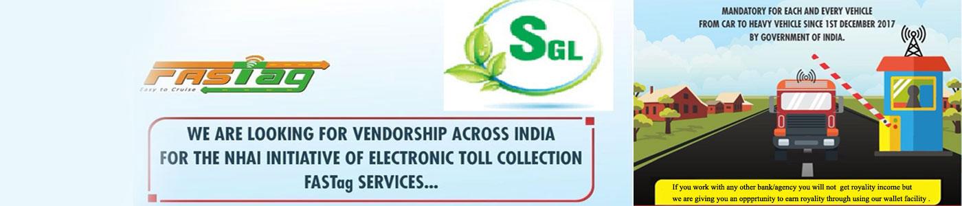 Sgl Marketing Company Fastag Agent